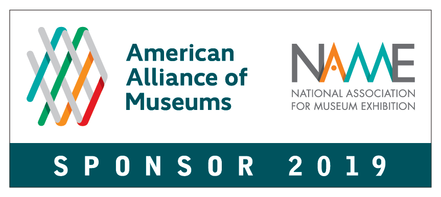 American Alliance of Museums and National Association for Museum Exhibition Sponsor
